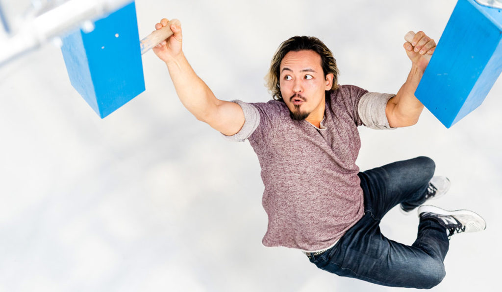 stuntwerk-rosenheim-ninja-training